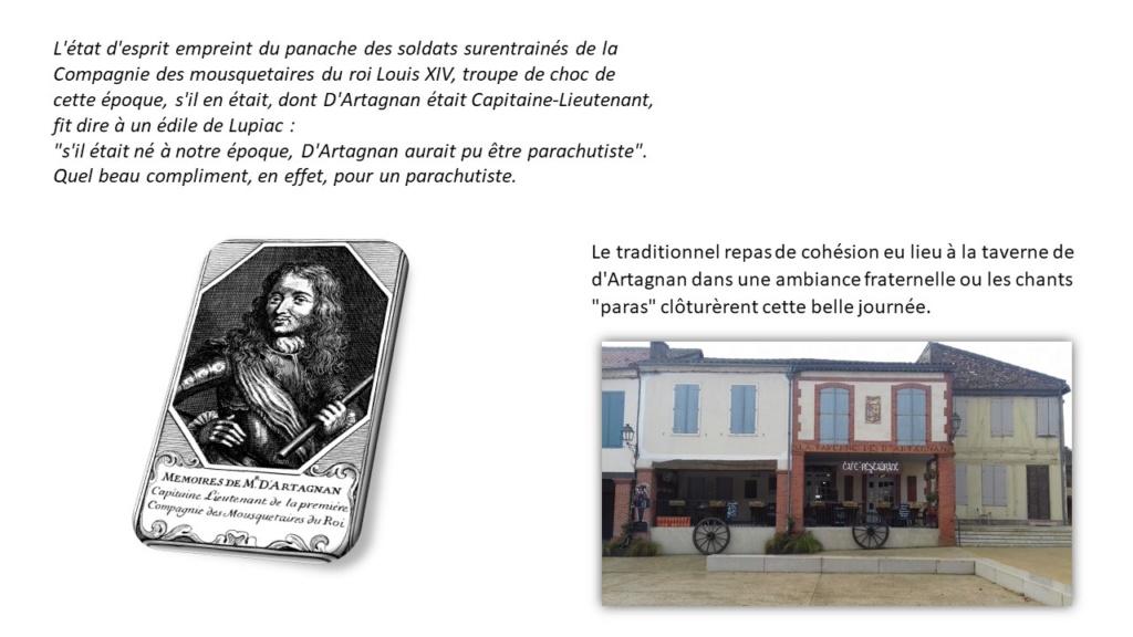 Assemblée Générale 2019 à Lupiac - section Gers Général André Mengelle Diapos18