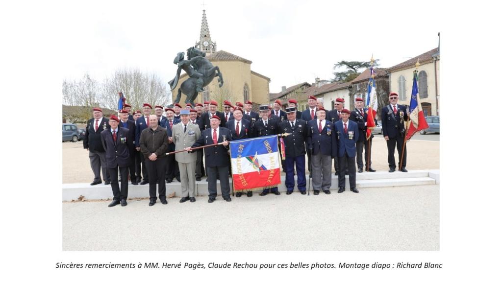 Assemblée Générale 2019 à Lupiac - section Gers Général André Mengelle Diapos20