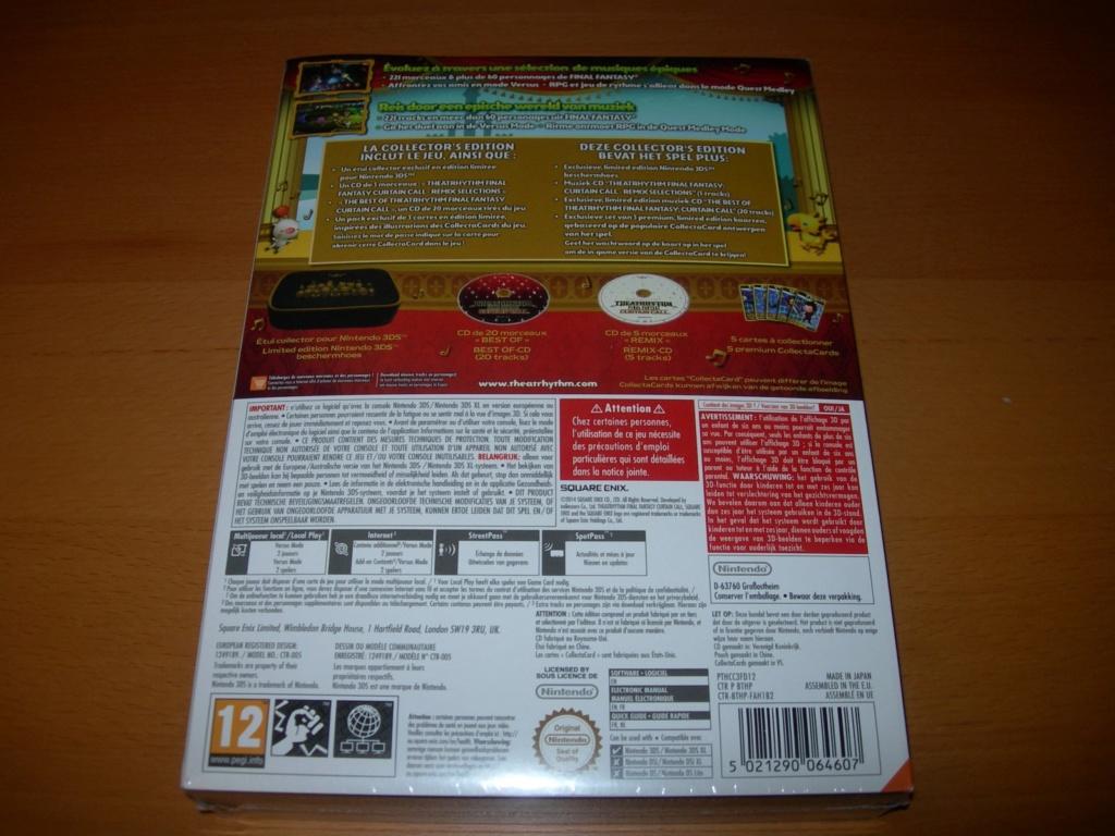 [VENDU] Theatrhythm Final Fantasy Curtain Call - 3DS (Neuf) - édition Collector -  Theatr11