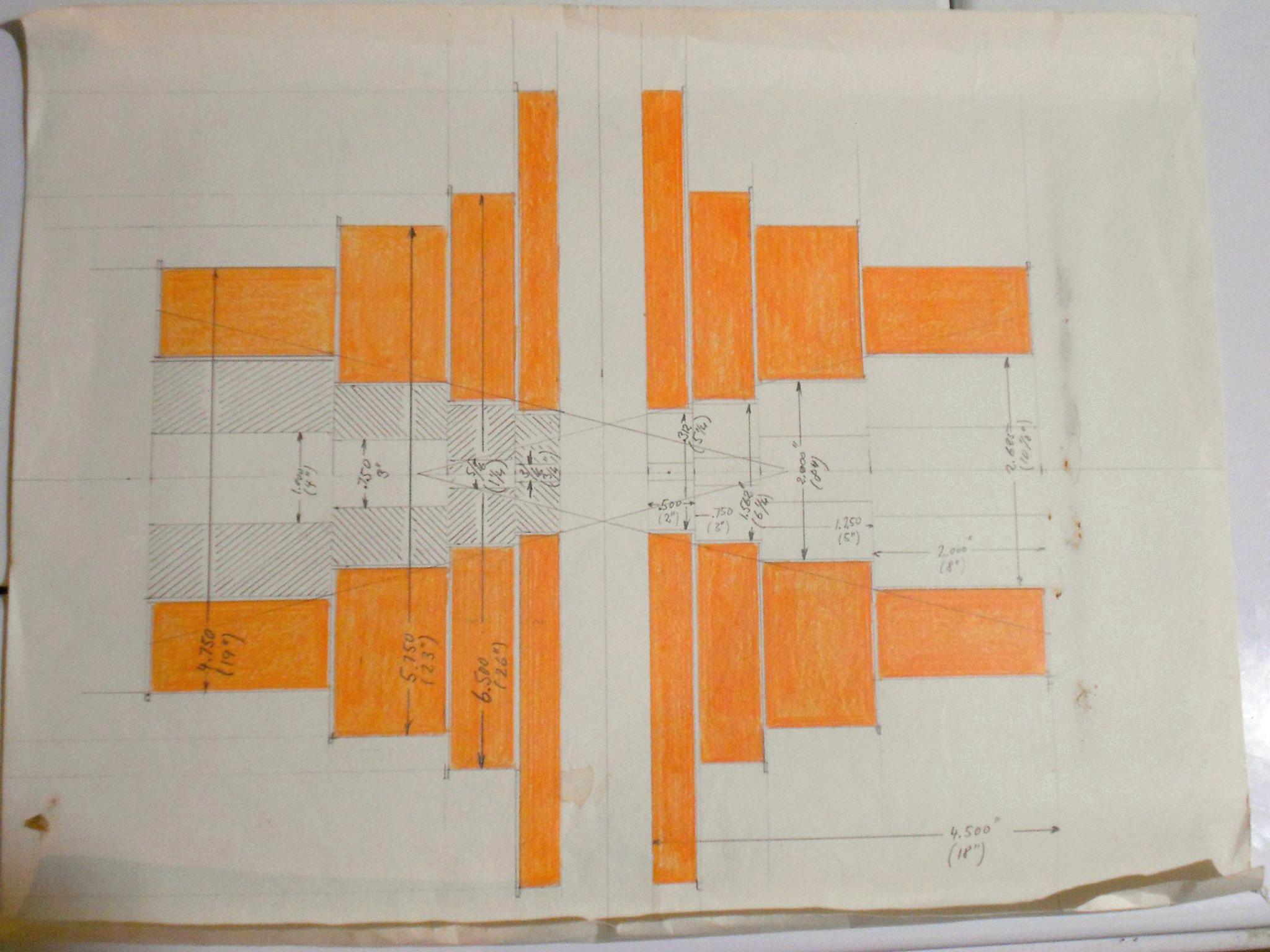 Diagrammes de Walter Bowman Russell 12375211
