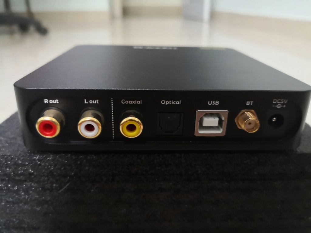 Topping D50s DAC (Used) Back10