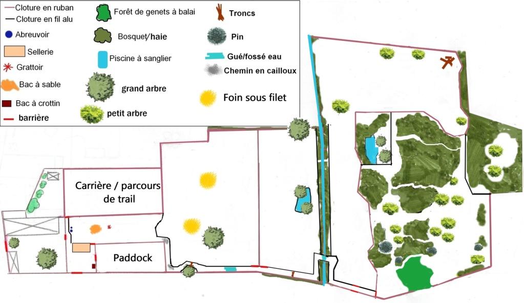 Un PP sur 8 hectares : Février 2019 ! - Page 3 Travau10