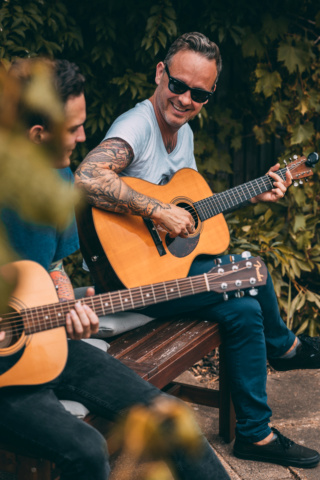 Rankers and Rotters presents: Intimate House Shows with Dave & Tim Hause (Richmond, Hamburg, Vienna) 7n7a2410