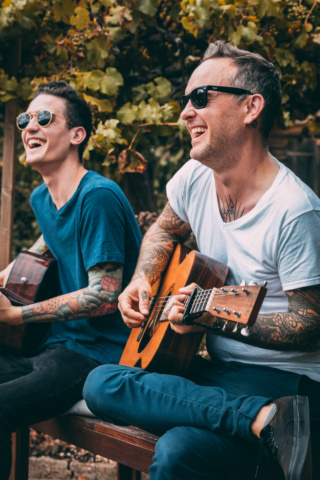 Rankers and Rotters presents: Intimate House Shows with Dave & Tim Hause (Richmond, Hamburg, Vienna) 7n7a2510