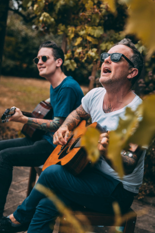 Rankers and Rotters presents: Intimate House Shows with Dave & Tim Hause (Richmond, Hamburg, Vienna) 7n7a2610