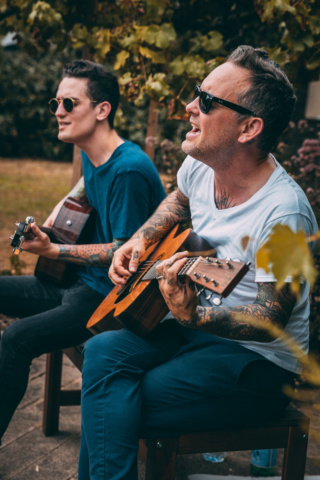 Rankers and Rotters presents: Intimate House Shows with Dave & Tim Hause (Richmond, Hamburg, Vienna) 7n7a2612