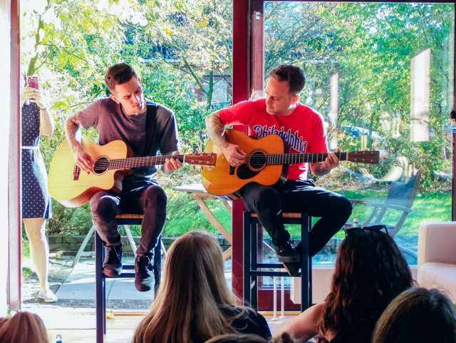 Rankers and Rotters presents: Intimate House Shows with Dave & Tim Hause (Richmond, Hamburg, Vienna) Dave_h11