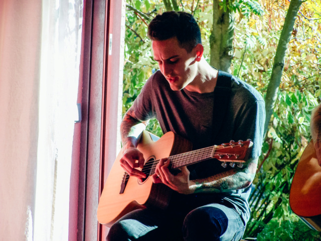 Rankers and Rotters presents: Intimate House Shows with Dave & Tim Hause (Richmond, Hamburg, Vienna) Dave_h12