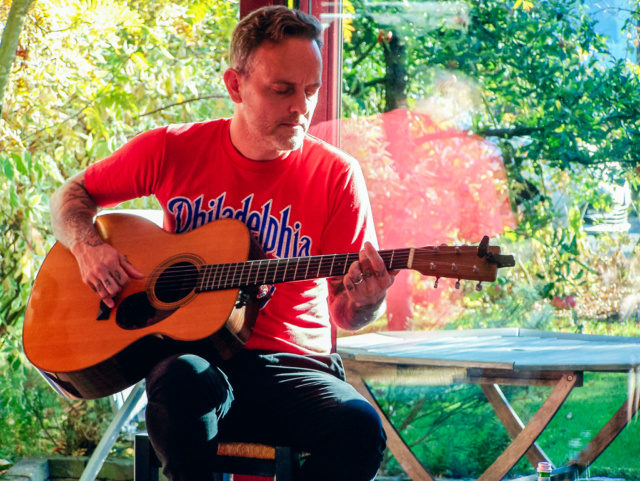 Rankers and Rotters presents: Intimate House Shows with Dave & Tim Hause (Richmond, Hamburg, Vienna) Dave_h13