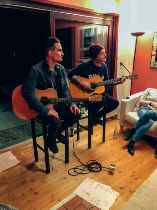Rankers and Rotters presents: Intimate House Shows with Dave & Tim Hause (Richmond, Hamburg, Vienna) Dave_h21