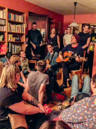 Rankers and Rotters presents: Intimate House Shows with Dave & Tim Hause (Richmond, Hamburg, Vienna) Dave_h25