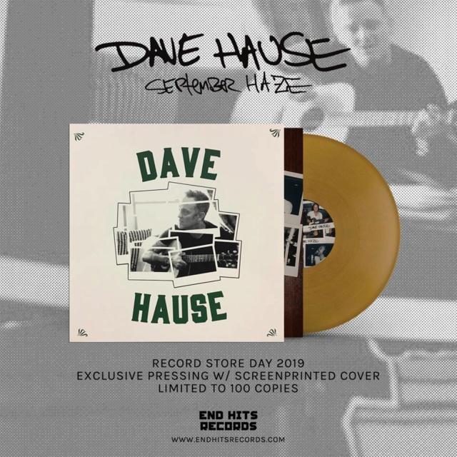 September Haze vinyl versions Dave_h30