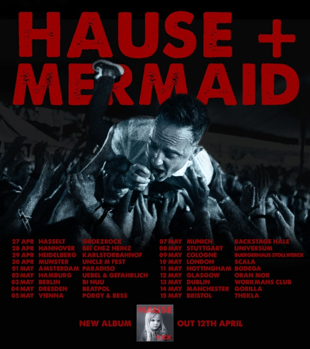 Europe/UK Tour 2019 Dh201911