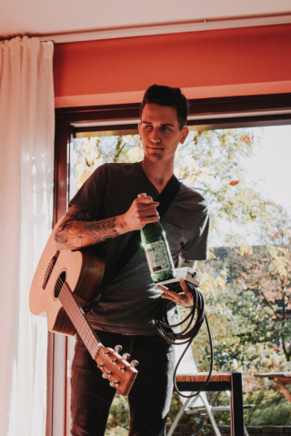 Rankers and Rotters presents: Intimate House Shows with Dave & Tim Hause (Richmond, Hamburg, Vienna) Kunter10