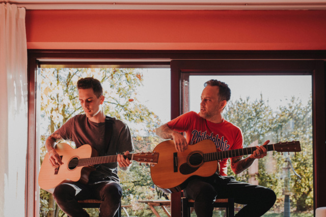 Rankers and Rotters presents: Intimate House Shows with Dave & Tim Hause (Richmond, Hamburg, Vienna) Kunter13