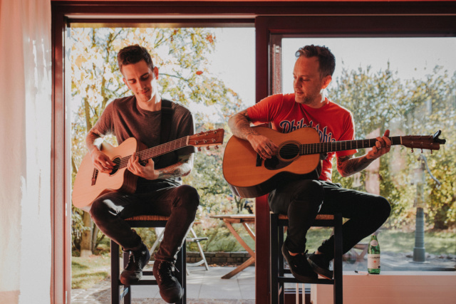 Rankers and Rotters presents: Intimate House Shows with Dave & Tim Hause (Richmond, Hamburg, Vienna) Kunter14