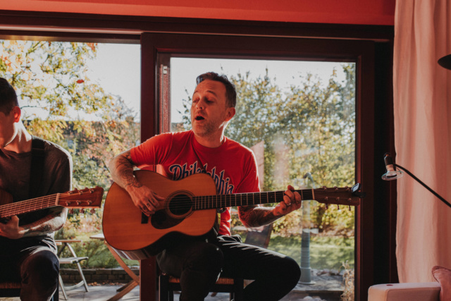 Rankers and Rotters presents: Intimate House Shows with Dave & Tim Hause (Richmond, Hamburg, Vienna) Kunter16