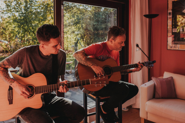 Rankers and Rotters presents: Intimate House Shows with Dave & Tim Hause (Richmond, Hamburg, Vienna) Kunter17