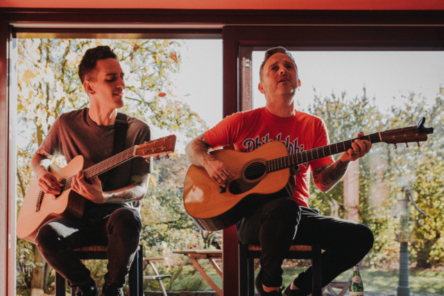 Rankers and Rotters presents: Intimate House Shows with Dave & Tim Hause (Richmond, Hamburg, Vienna) Kunter18