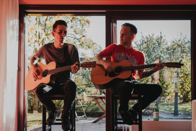 Rankers and Rotters presents: Intimate House Shows with Dave & Tim Hause (Richmond, Hamburg, Vienna) Kunter19