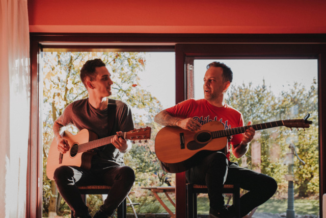 Rankers and Rotters presents: Intimate House Shows with Dave & Tim Hause (Richmond, Hamburg, Vienna) Kunter20