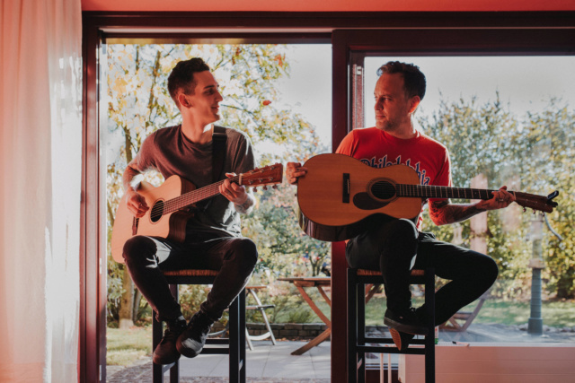 Rankers and Rotters presents: Intimate House Shows with Dave & Tim Hause (Richmond, Hamburg, Vienna) Kunter21