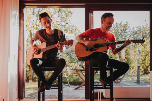 Rankers and Rotters presents: Intimate House Shows with Dave & Tim Hause (Richmond, Hamburg, Vienna) Kunter22