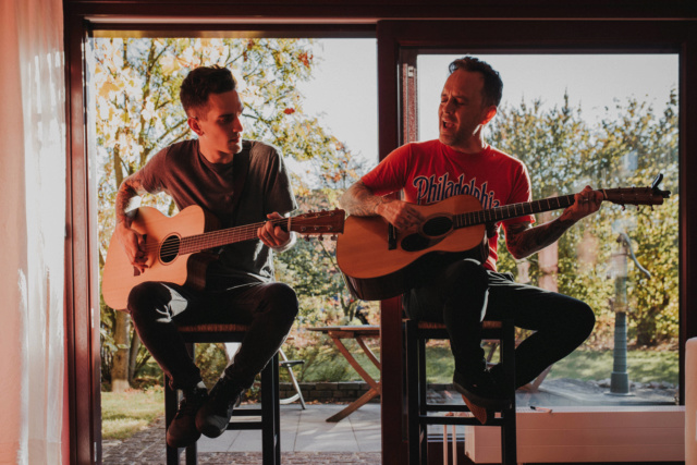 Rankers and Rotters presents: Intimate House Shows with Dave & Tim Hause (Richmond, Hamburg, Vienna) Kunter23