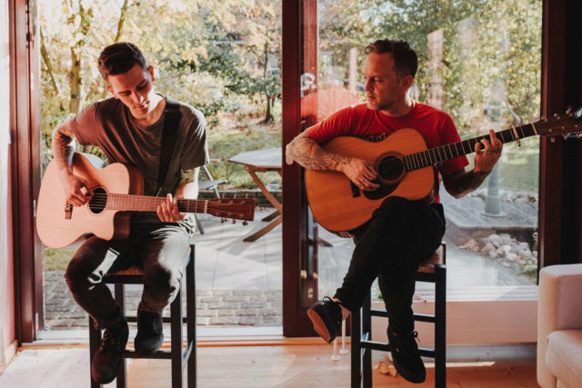 Rankers and Rotters presents: Intimate House Shows with Dave & Tim Hause (Richmond, Hamburg, Vienna) Kunter24