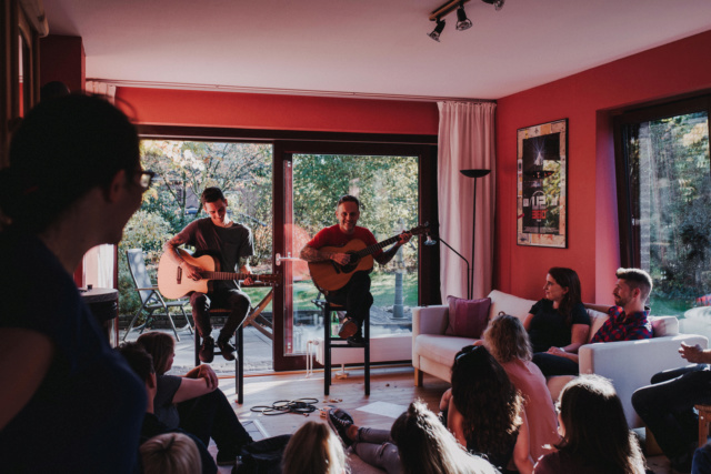 Rankers and Rotters presents: Intimate House Shows with Dave & Tim Hause (Richmond, Hamburg, Vienna) Kunter25