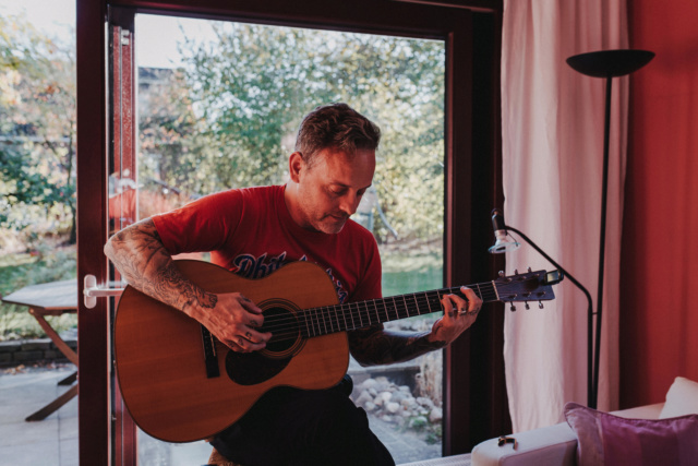 Rankers and Rotters presents: Intimate House Shows with Dave & Tim Hause (Richmond, Hamburg, Vienna) Kunter26