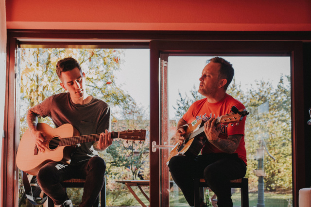 Rankers and Rotters presents: Intimate House Shows with Dave & Tim Hause (Richmond, Hamburg, Vienna) Kunter28