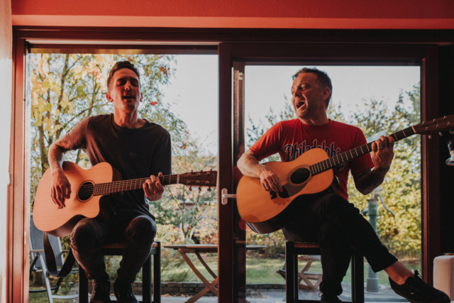 Rankers and Rotters presents: Intimate House Shows with Dave & Tim Hause (Richmond, Hamburg, Vienna) Kunter30