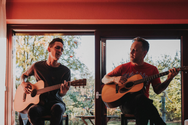 Rankers and Rotters presents: Intimate House Shows with Dave & Tim Hause (Richmond, Hamburg, Vienna) Kunter31