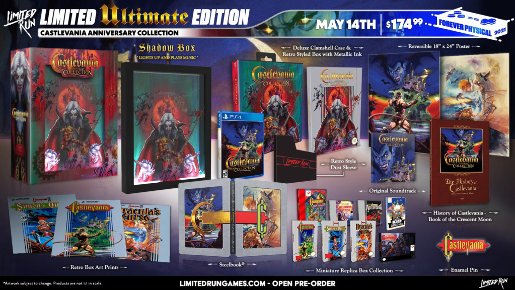 Limited Run Games Limite10