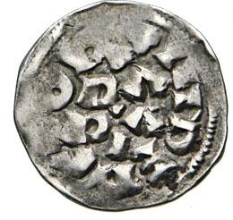 Denaro di Pavia pour Henri (Enrico) II di Franconia 1056-1106 à Pavie 62_05110