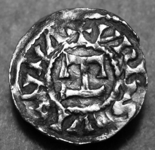 Dauphiné - Vienne - Henri III le Noir - Denier Img_3214