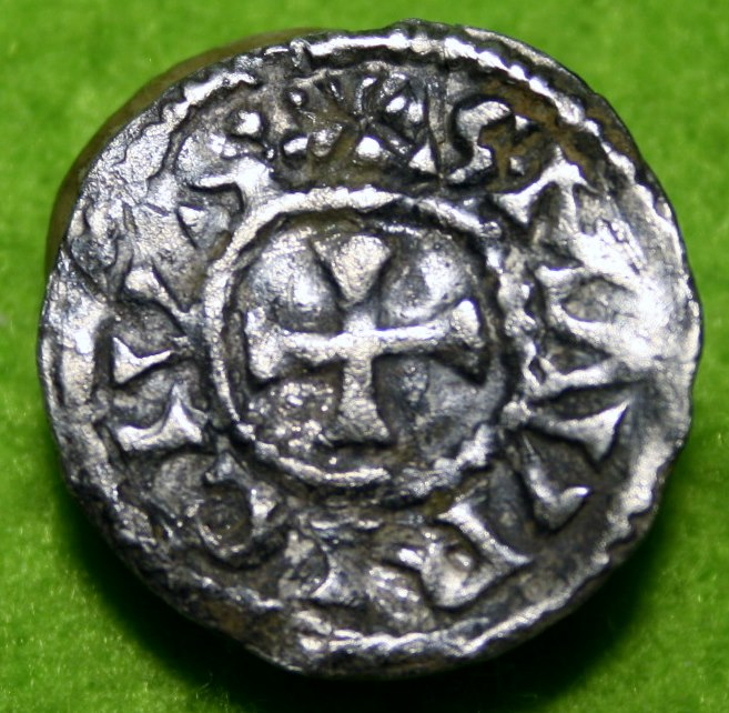 Dauphiné - Vienne - Henri III le Noir - Denier Img_3215