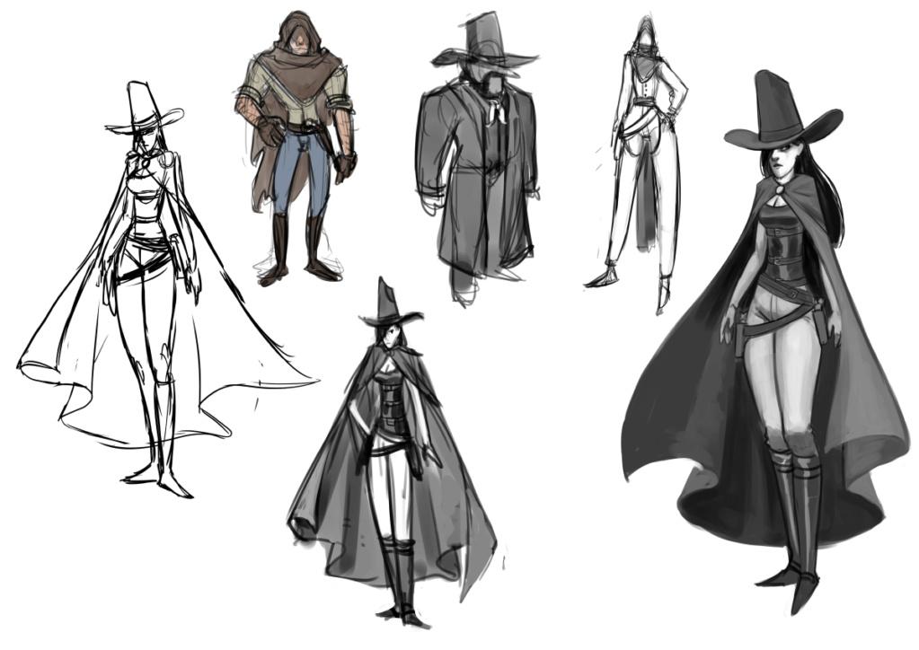 Ateliers de Character Design et promotion Atelie11