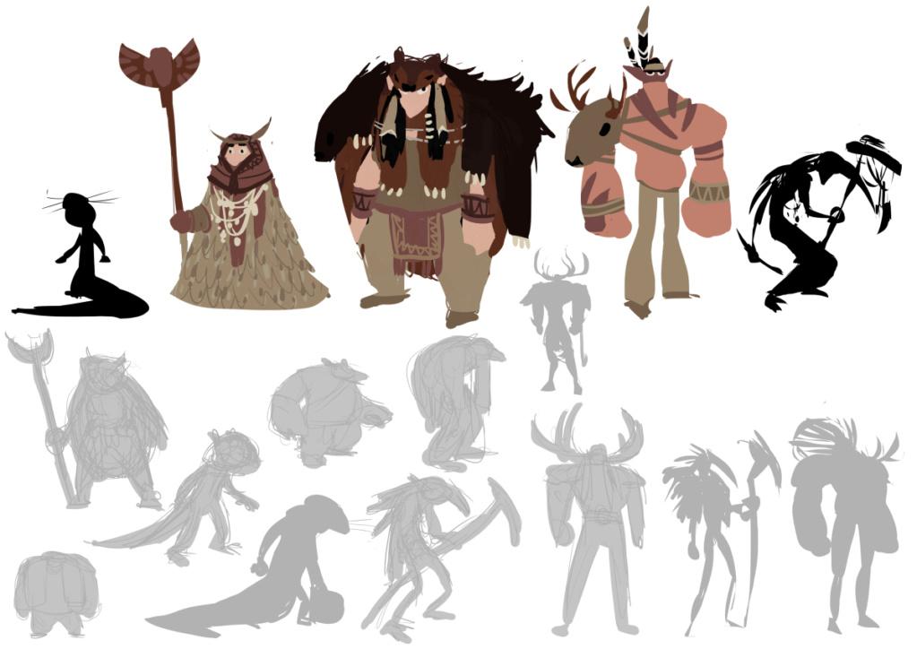 Ateliers de Character Design et promotion Hint0710