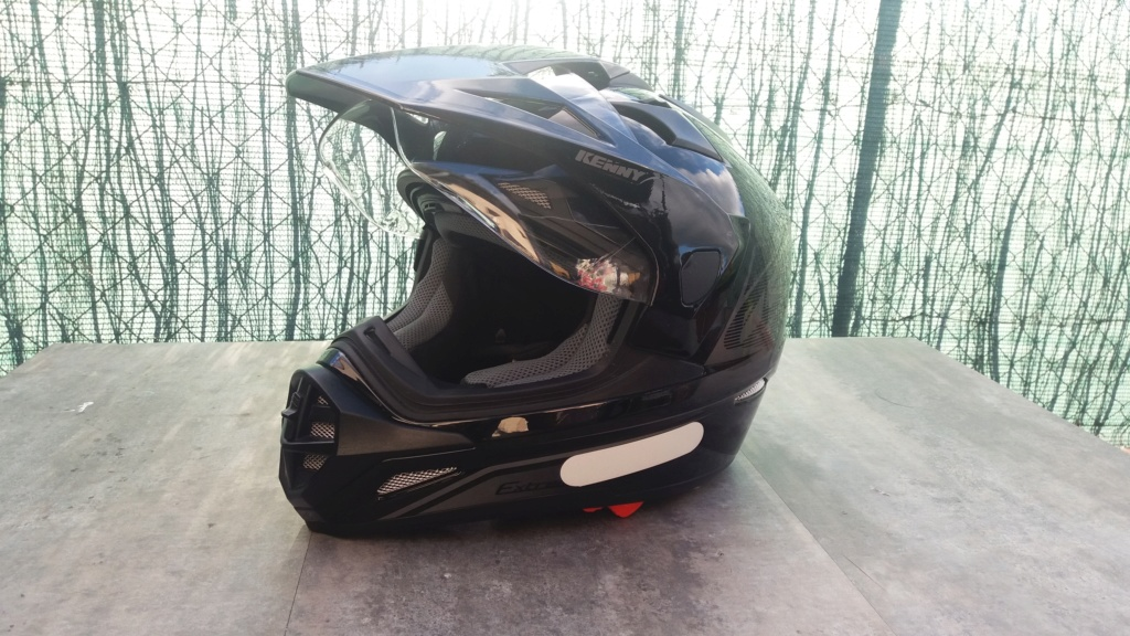 [Vends] Casque Cross Enduro Kenny Extreme taille L 20200111