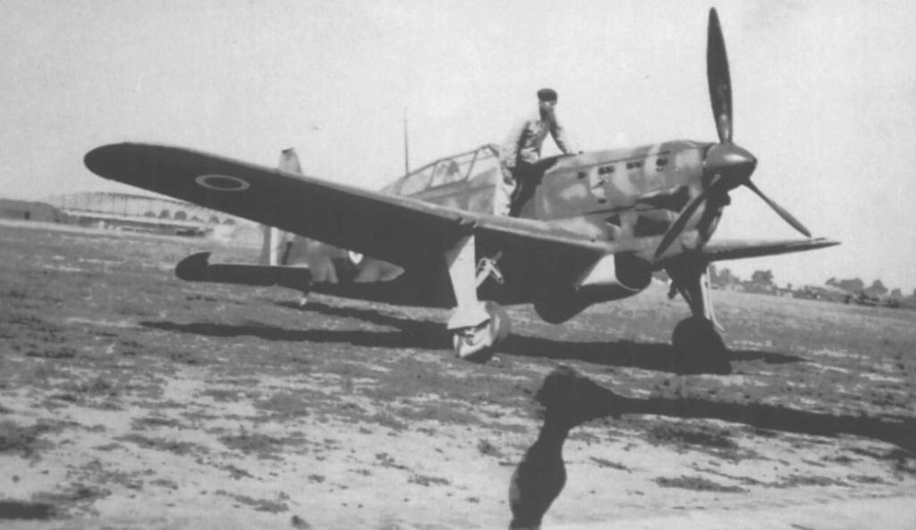 Morane Saulnier MS410 non identifé - Villacoublay - Juin 1940 - Maquette AZUR 1/72 00029711
