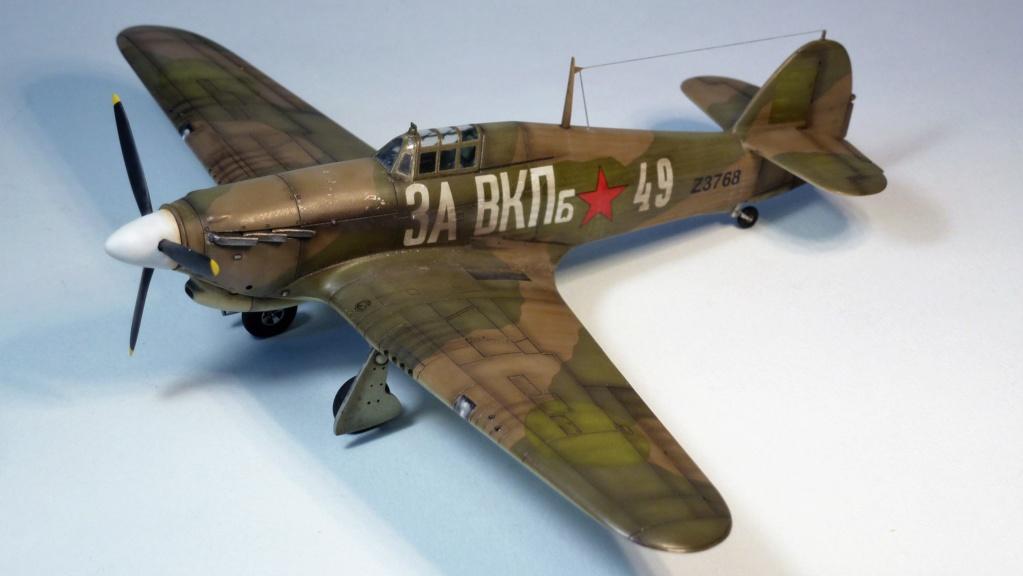 Ma série de HURRICANE Lend-Lease (URSS) 1/72 - On en est à 10!!  P1070341