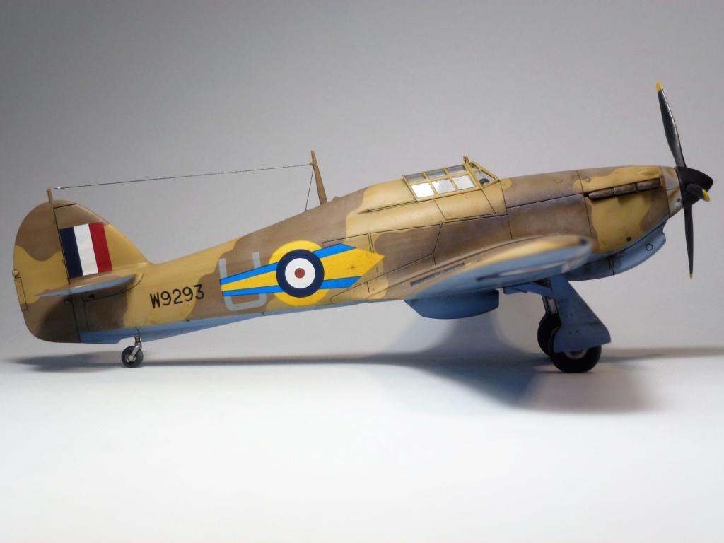 (Arma Hobby) Hurricane Mk I trop - RAF Sq 73 - 1/72 P1070618