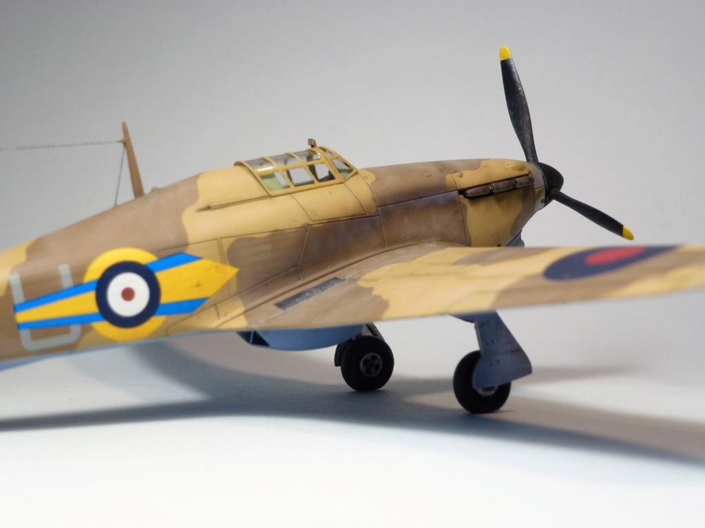 (Arma Hobby) Hurricane Mk I trop - RAF Sq 73 - 1/72 P1070619