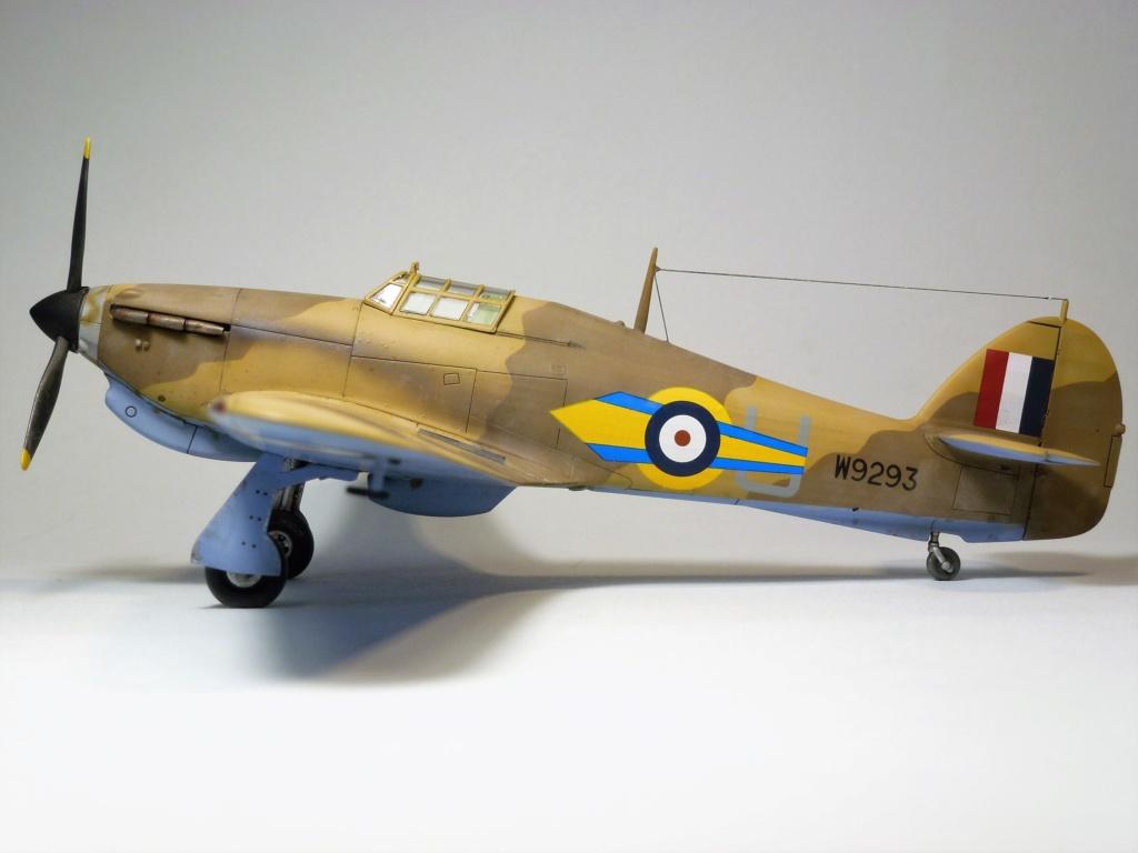 (Arma Hobby) Hurricane Mk I trop - RAF Sq 73 - 1/72 P1070711