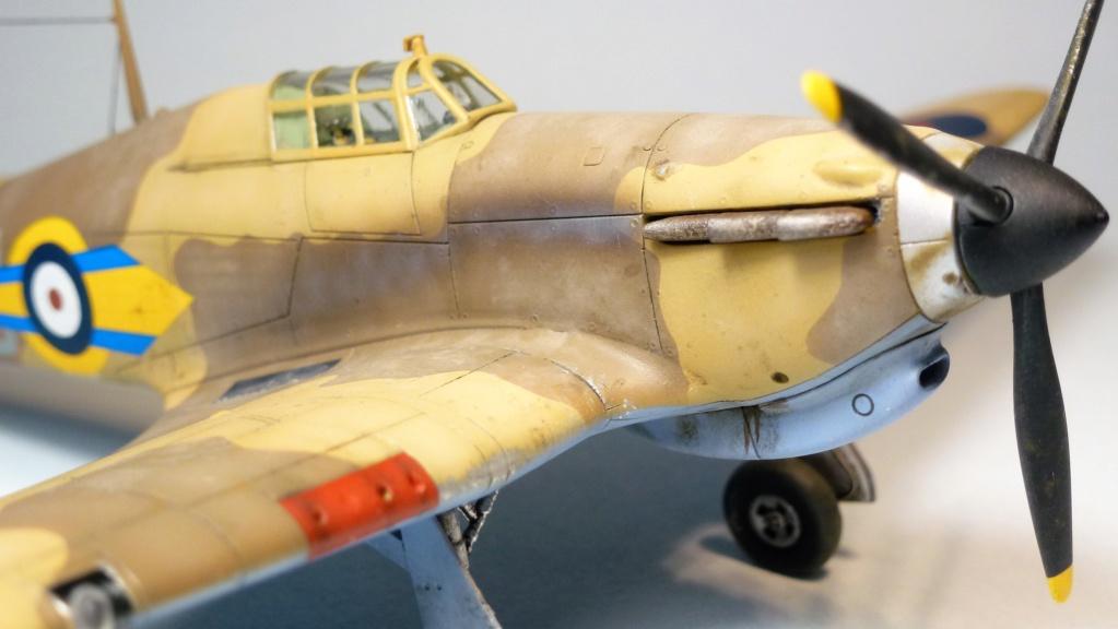 (Arma Hobby) Hurricane Mk I trop - RAF Sq 73 - 1/72 P1070715