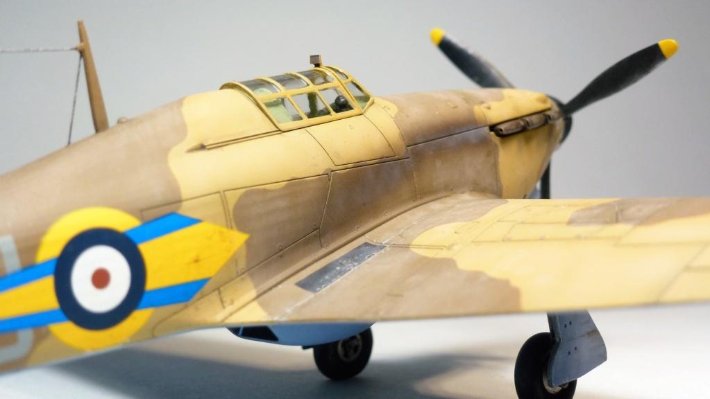 (Arma Hobby) Hurricane Mk I trop - RAF Sq 73 - 1/72 P1070718