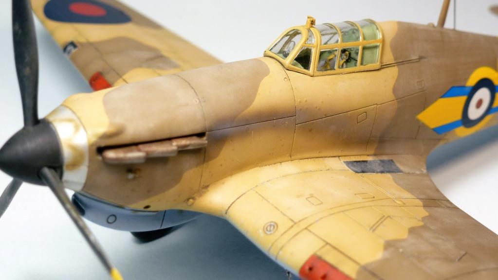 (Arma Hobby) Hurricane Mk I trop - RAF Sq 73 - 1/72 P1070719