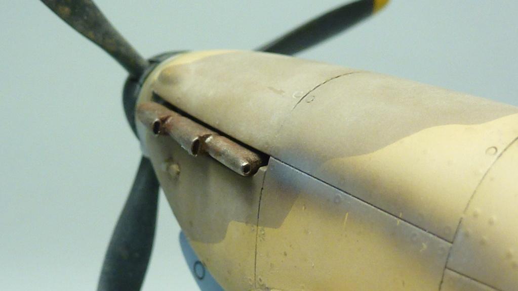 (Arma Hobby) Hurricane Mk I trop - RAF Sq 73 - 1/72 P1070723
